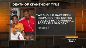 Master P pays funeral costs for teen killed