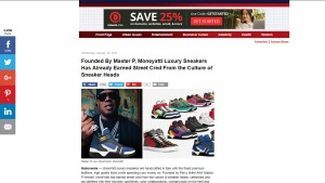 Founded By Master P, Moneyatti Luxury Sneakers Has Already Earned Street Cred From the Culture of Sneaker Heads
