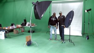 MASTER P AND SNOOP DOGG G'D UP FROM THE FEET UP IN FRESH MONEYATTI KICKS