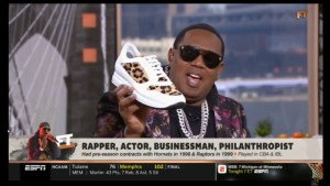 Master P talks Moneyatti Kicks on First Take