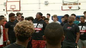 MASTER P'S MOST IMPORTANT JOB IS COACHING KIDS