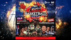 MASTER P AND ROMEO's THIRD ANNUAL ESSENCE FESTIVAL WEEK STAR STUDDED CELEBRITY BASKETBALL GAME JULY 6TH