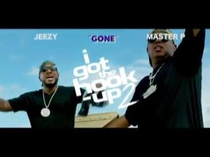 "MASTER P & JEEZY ""GONE"" MUSIC VIDEO SNIPPET – I GOT THE HOOK UP 2 JULY 12TH"