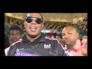"MASTER P's 3rd Annual ""CELEBRITY GAME"" New Orleans Coverage"