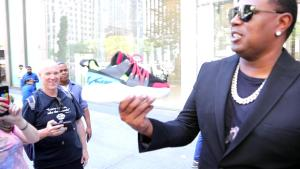 Master P reveals P1s The new high-fashion Sport Moneyatti on TMZ