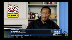 MASTER P AND HIS SON ROMEO MILLER TAKE OVER THE BURGER BUSINESS