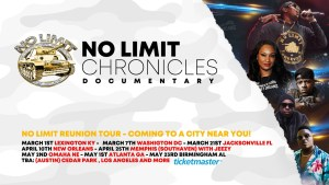 MASTER P NO LIMIT CHRONICLES DOCUMENTARY A TRUE RAGS TO RICHES STORY COMING SOON