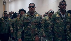 PEOPLE ACROSS THE WORLD ARE WEARING CAMOUFLAGE ON JULY 29TH TO CELEBRATE NATIONAL NO LIMIT SOLDIERS DAY