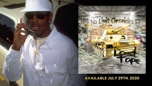 MASTER P LAST STREET ALBUM NO LIMIT CHRONICLES: THE LOST TAPES