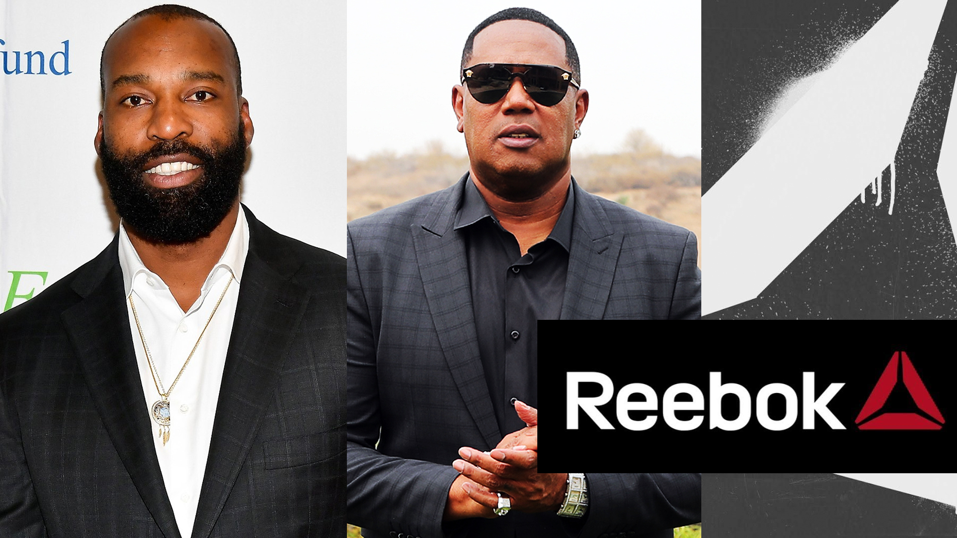 Master P and Baron Davis Buying Reebok, Time To Make It Black Owned. –  TruTankSoldiers