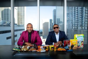 "MASTER P AND JAMES LINDSEY LEAD AN INITIATIVE ""BE THE CHANGE"" HELPING GET MINORITY-OWNED PRODUCTS INTO H.E.B. GROCERY CHAIN STORES"