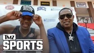 MASTER P'S SON HERCY MILLER TOP H.S. HOOPER CHOOSES HBCU, Over Pac-12 Powerhouses