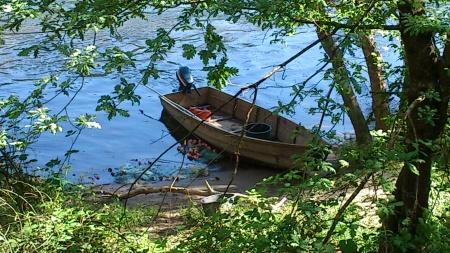 Barco de pescador profissional Rio Lima