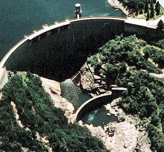 Barragem caudal ecológico