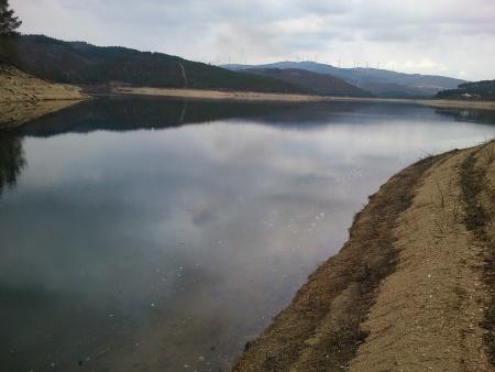 Barragem de Venda Nova Fevereiro 2015 - 2