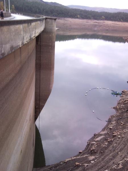 Barragem de Vendas Novas Abertura