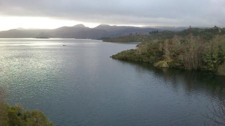 Barragem dos Pisões Condições de pesca Março 2014