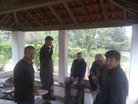 Barril do Alva - 5º Convívio Nacional de Pescadores de Trutas
