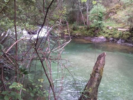 Condições pesca Rio Tamente