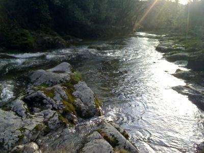 Rio Froufe Março