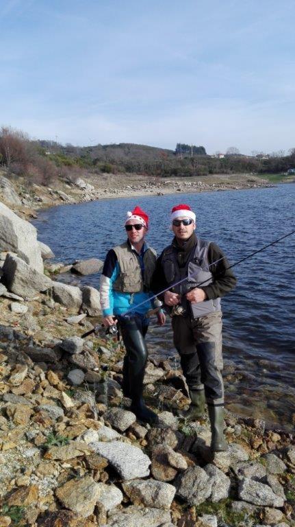 Torres Fishing Challenge em acção