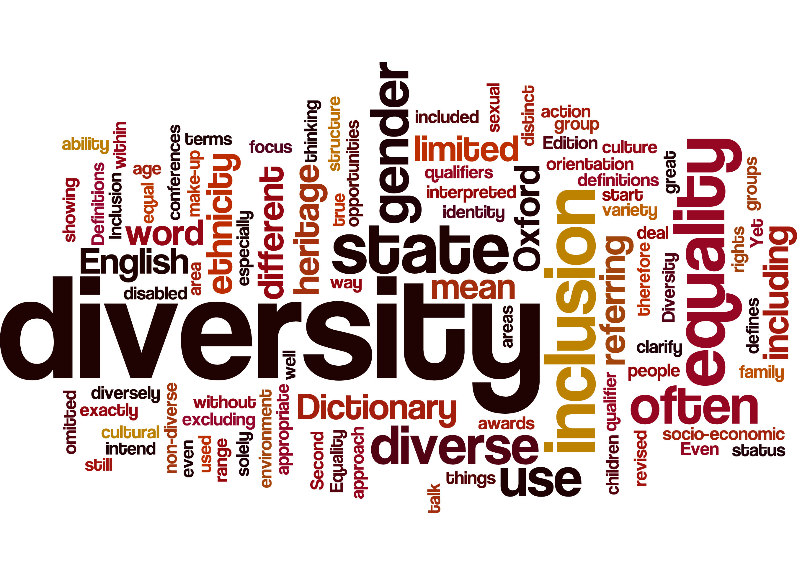 World Celebrating Diversity Created By Allah