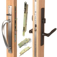 Sliding Door Lock: Sliding Door Locking Hardware