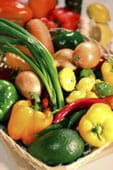 organic vs conventional vegetables