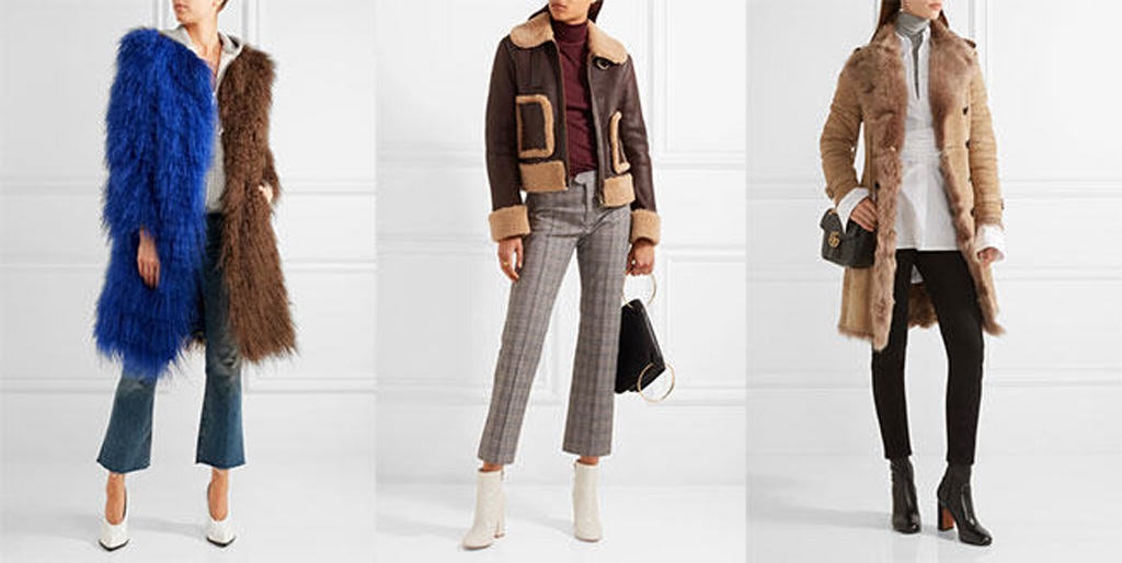 Net-A-Porter sells sheepskin but not fur