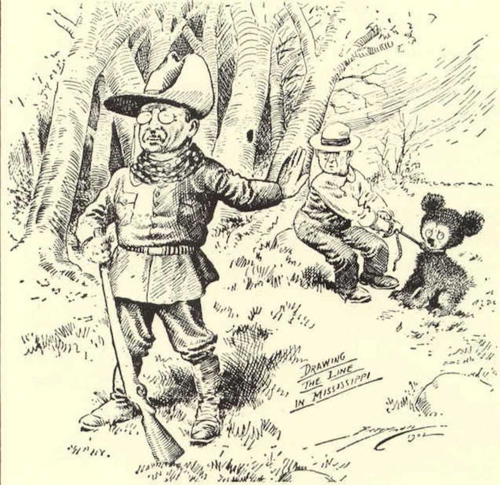 Theodore Roosevelt hated nature fakers