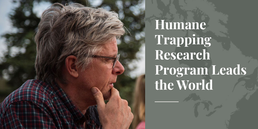 humane trapping research