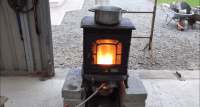 DIY Time: Make A Waste Oil Heater