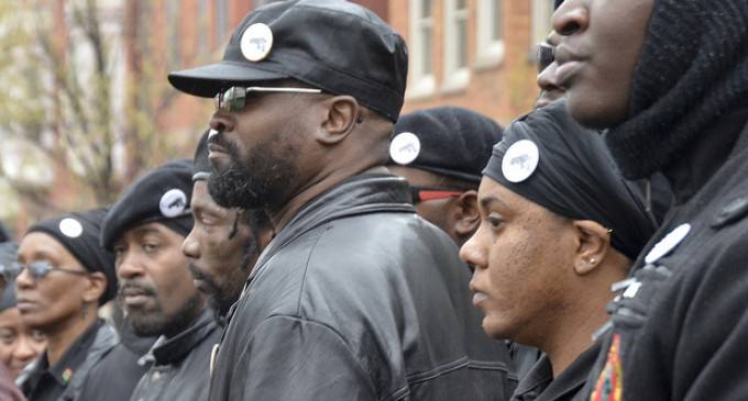Head Of New Black Panther Party: 'America Has Declared War On Us', We Will Kill and Die For Black Nation
