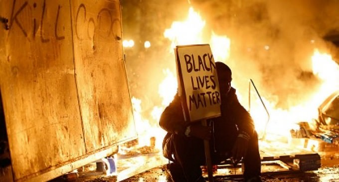 'Black Lives Matter' Patsies Being Used To Create Civil War