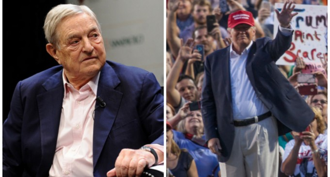 Donald Trump Under Attack by 187 Organizations Funded by George Soros