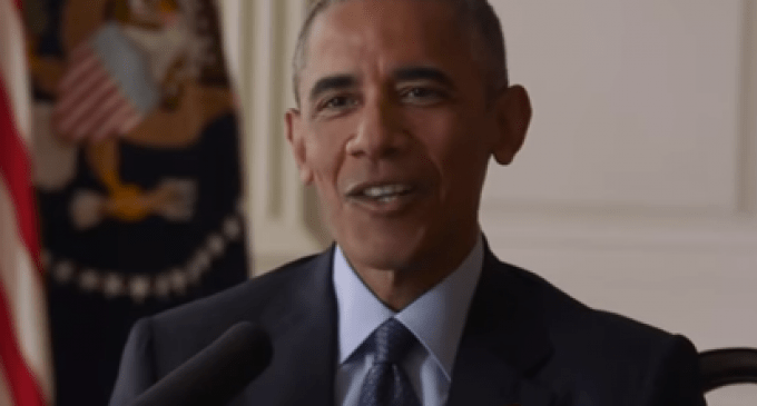 Ironic: Obama Calls Trump 'Global Elitist' While Calling for a World Run by Global Elites