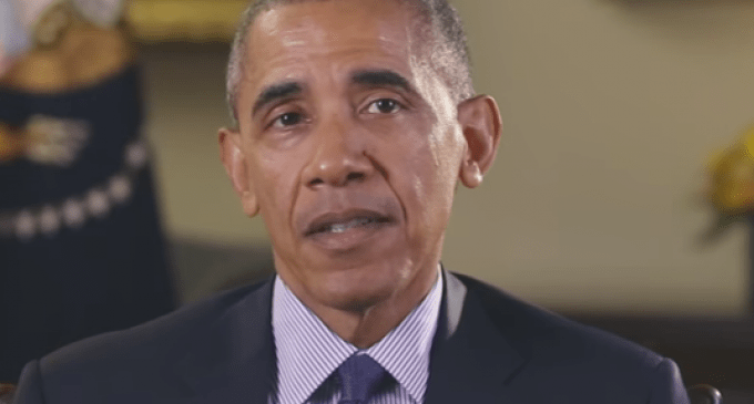 Obama: Climate Change is Threatening the Statue of Liberty