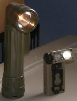 2 classic flashlight