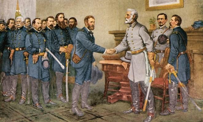 The Confederacy Endures