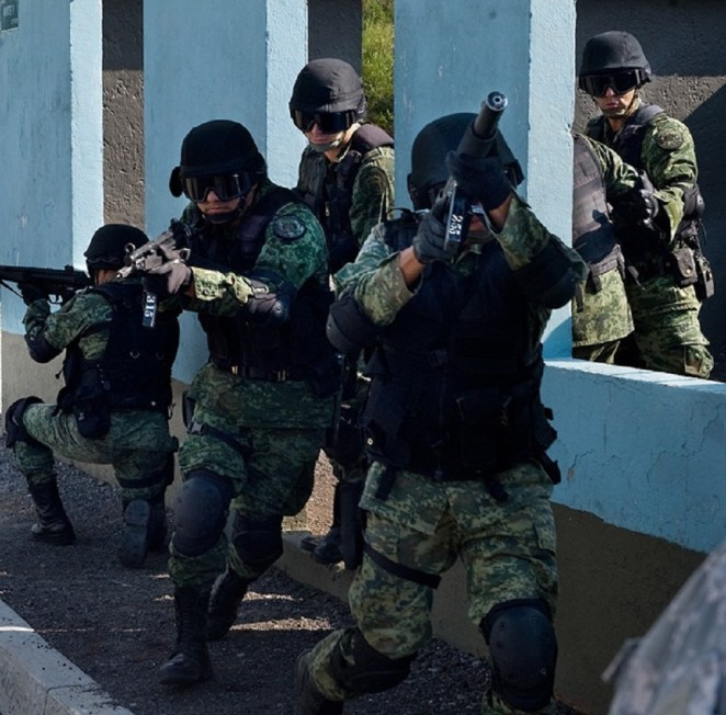 Mexico Gunbattle Underscores How Government Has Ceded to Cartels