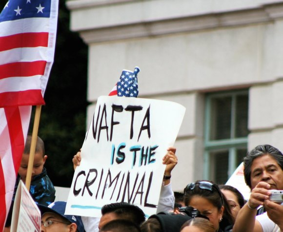 NAFTA Did Exactly What It Was Designed to Do