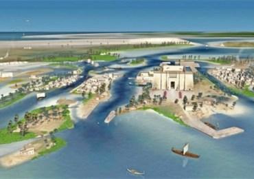 Egyptian-town-Heracleion