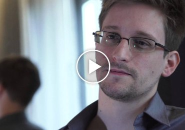Whistleblower Edward Snowden(1)