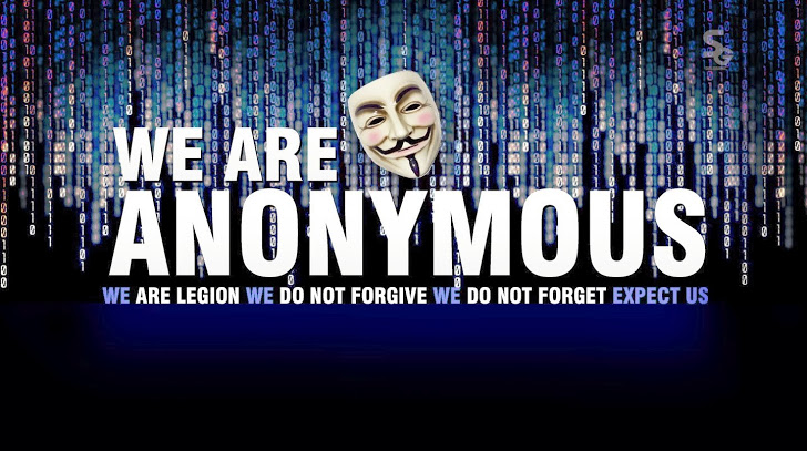 FBI warns that Anonymous Hackers has been hacking US Government for almost a year