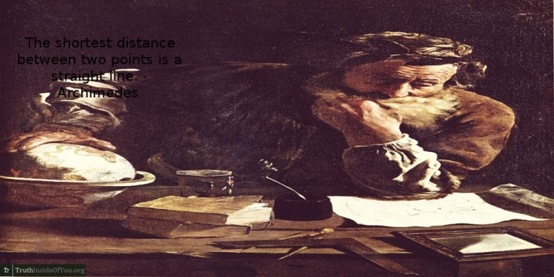 Greeks - Archimedes