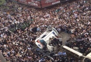 Protestets In China Against Police Brutality