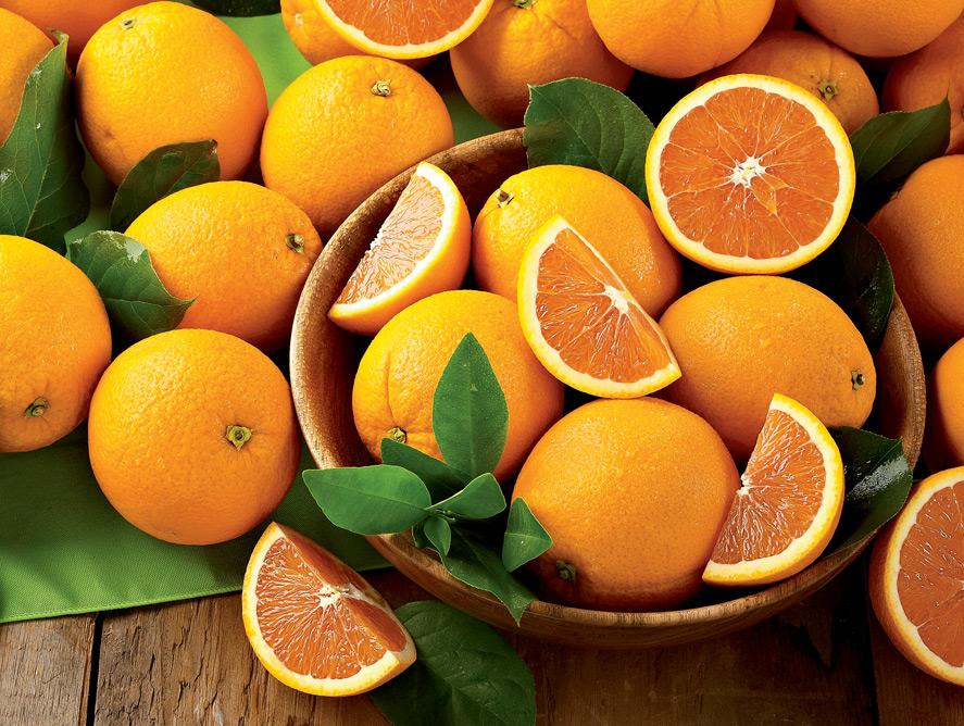 3. Oranges