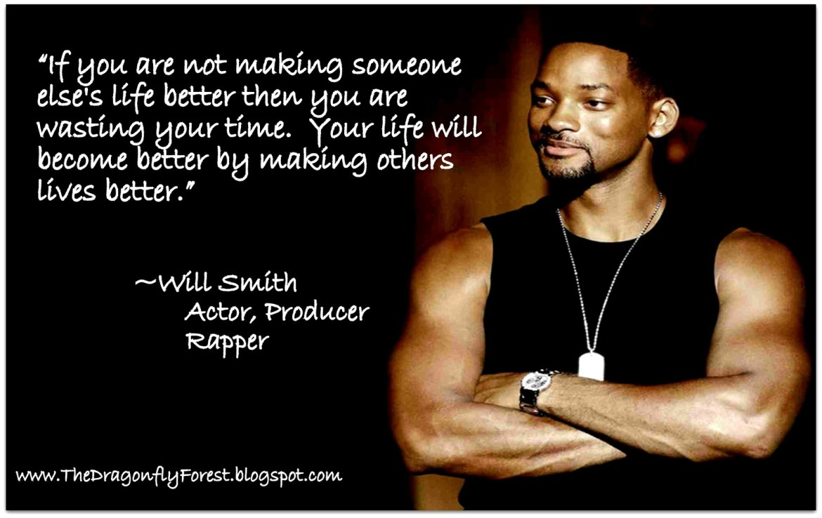Your Words And Thoughts Have Physical Power – Will Smith
