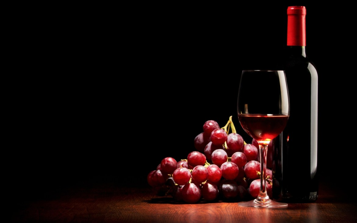 red-wine-antiaging