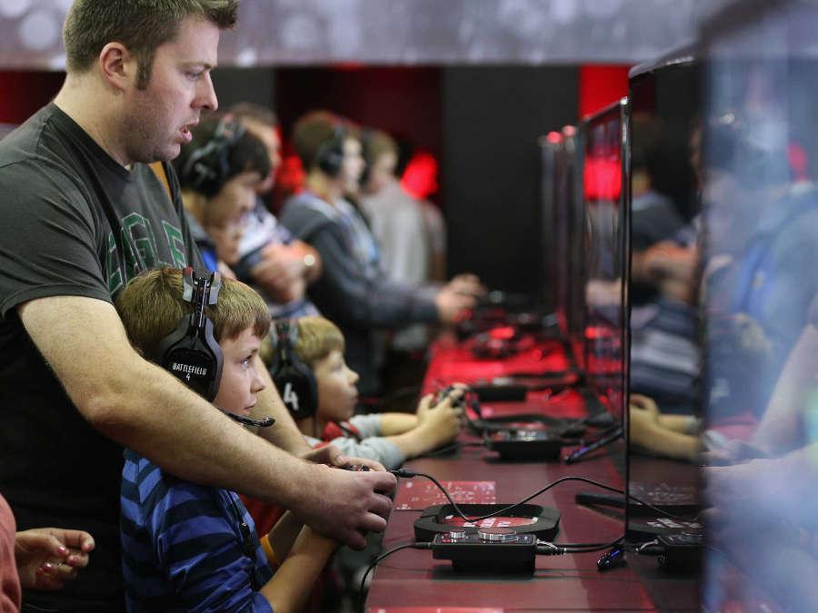 video game teaching method